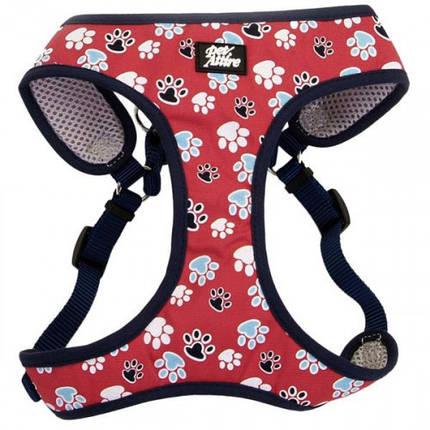 Шея Coastal Designer Wrap для собак от 4.5 до 8,2 кг, красный, 48.3-58.4 см, фото 2