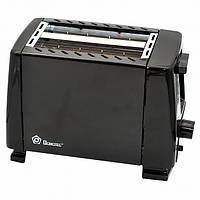 Тостер Domotec MS-3230 650w Black (3760) #S/O
