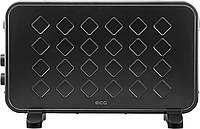 Конвектор Ecg TK-2030-T-Black