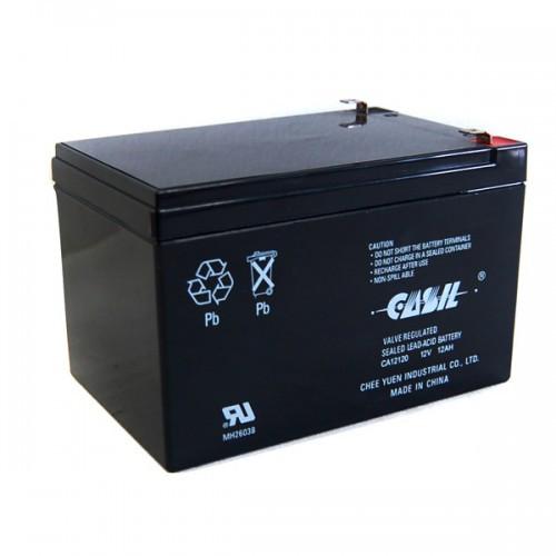 12V, 12Ah акумулятор Casіl , свинцево-кислотний, CA12120