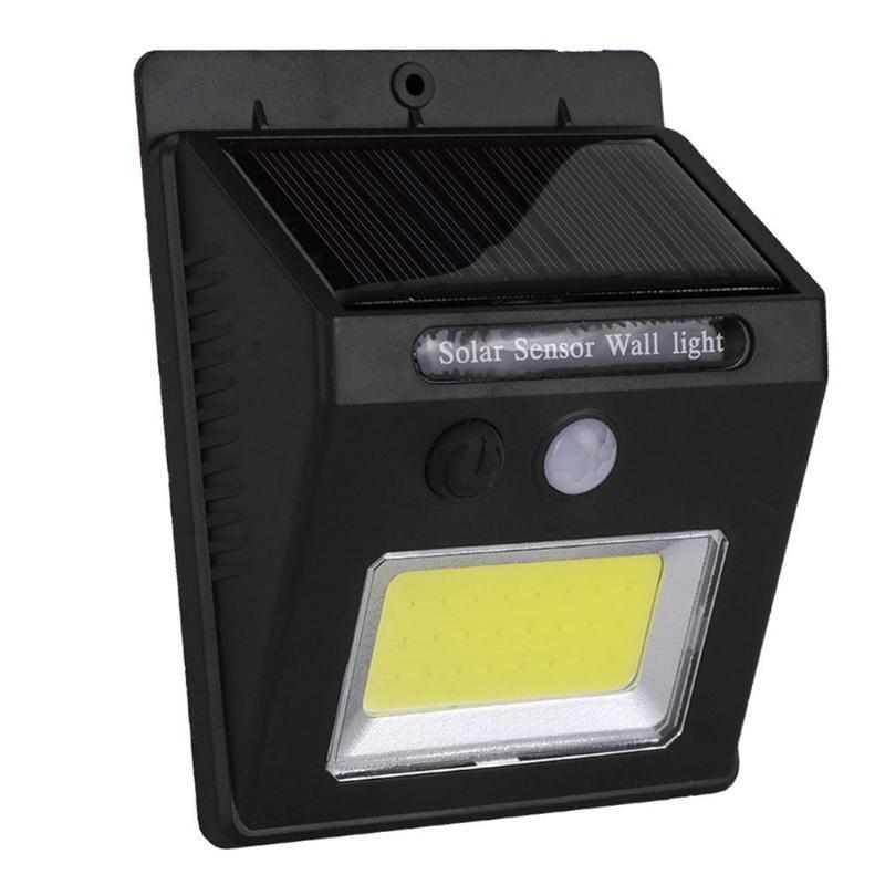 VARGO 5W COB LED настенный светильник на солнечной батарее