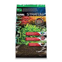 Субстрат Fluval STRATUM для растений и креветок 2 кг (12693)