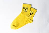 Носки Rock'n'socks Время приключений. Джейк жёлтые