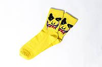 Носки Rock'n'socks Джокер желтые