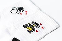 Носки Rock'n'socks Волли и Ева