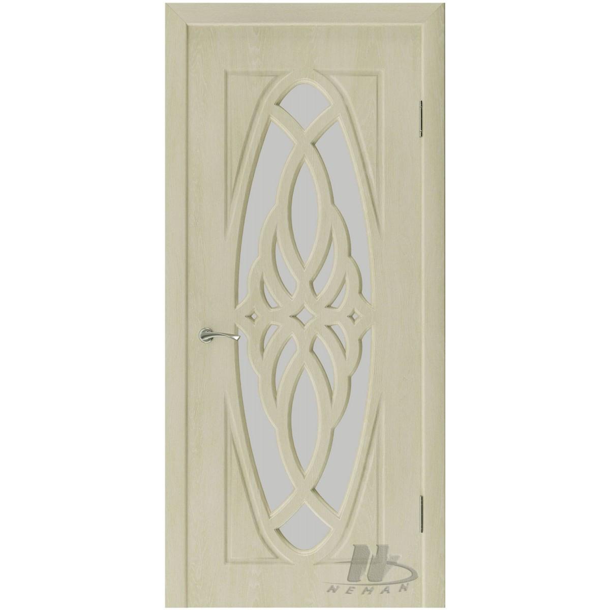 Межкомнатные двери «Орхидея» тм Неман