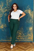 Брюки льняные женские большого размера. Льняные брюки большого размера.Брюки батал. Льняные брюки женские большого размера.