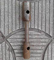 Ключ торцевой двухсторонний, шестигранный 17х14 мм