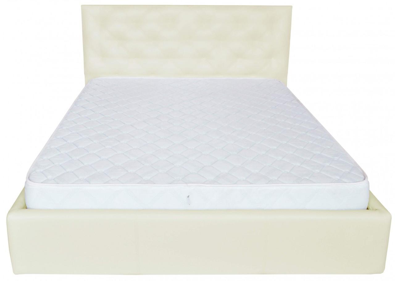 Ліжко Richman Ковентрі 120 х 190 см Флай 2200 A1 Біла