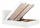 Кровать Richman Ковентри 120 х 190 см Флай 2200 С подъемным механизмом и нишей для белья Белая, фото 7