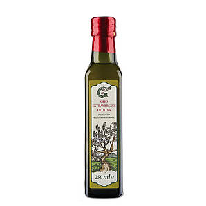 Олія оливкова Olearia del Garda Extravergine 0,25л, 12шт/ящ