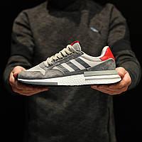 Стильные кроссовки Adidas ZX 500 Grey