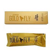 Шпанская мушка Gold Fly, голд флай -  афродизиак -12шт (упаковка), фото 1