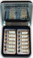 Средство Максмен 4 (Maxman IV) - капсулы для потенции 12 капсул + 12 витаминов, фото 1
