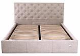Кровать Richman Ковентри 120 х 200 см Мисти Mocco Серая, фото 2