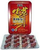Чунцао Добянь Бао (Best Whips) - натуральний препарат для чоловічого здоров'я 12 шт., фото 1