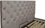 Кровать Richman Ковентри 140 х 200 см Missoni 008 Серая, фото 3