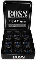 """Королевские таблетки Босс Роял """"boss royal"""" мужское средство для потенции"""