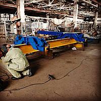 """Изготовление, обслуживание, ремонт кранов от ООО""""Компания Докер"""". Модернизация. Крановые колёса."""