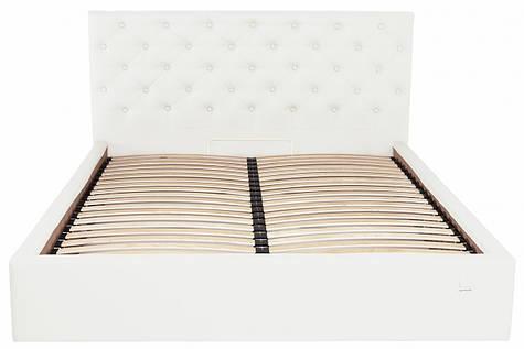 Кровать Двуспальная Coventry Standart 160 х 190 см Fly 2200 Белая