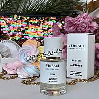 Тестер Versace Crystal Noir Духи женские Концентрат Версаче Кристал Нуар женская туалетная вода Парфуми Tester