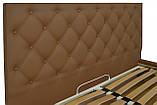 Кровать Двуспальная Richman Ковентри 160 х 200 см Флай 2213 A1 С подъемным механизмом и нишей для белья, фото 3