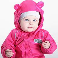 Куртка-парка демісезонна Рожева ДоРечі