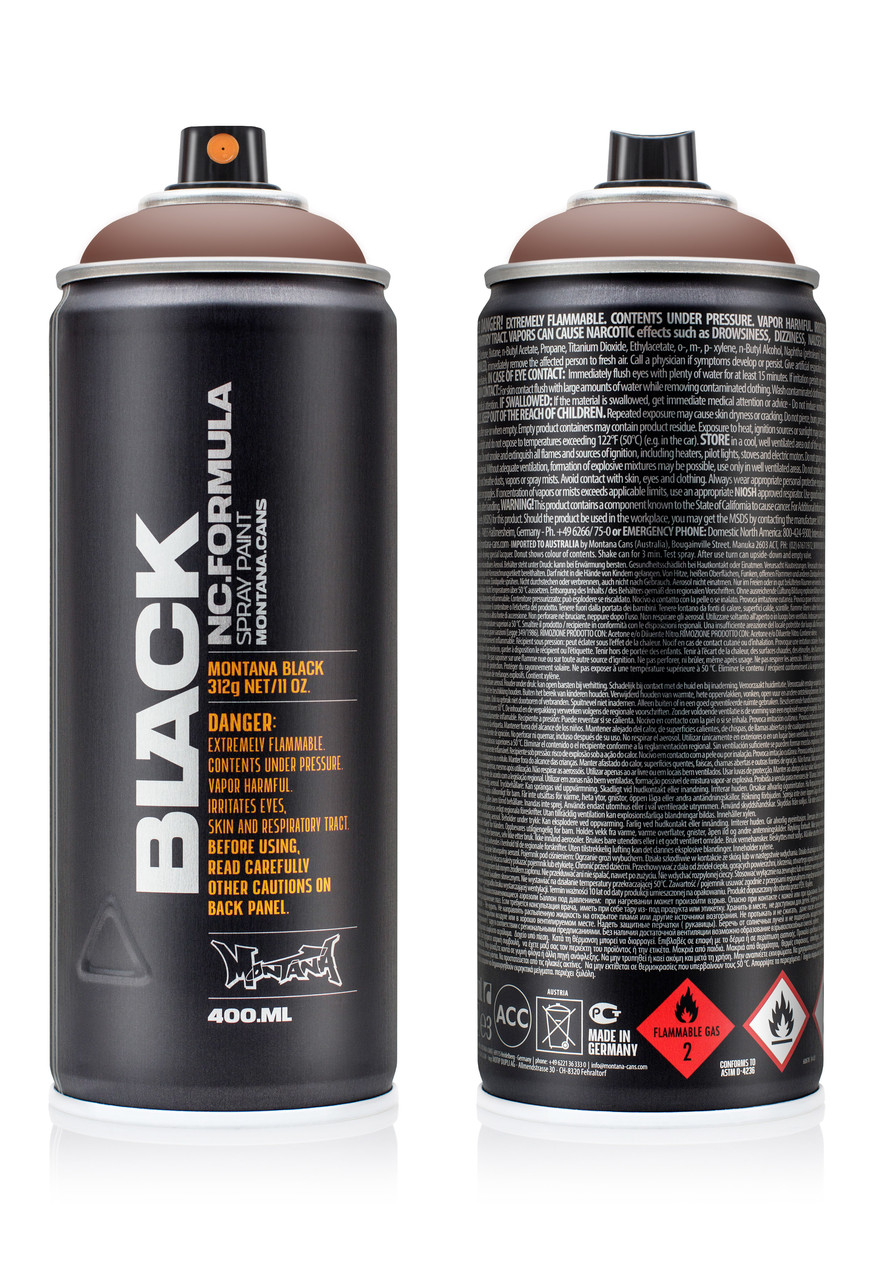 Краска Montana BLK8250 Сладкое медвежонок (Candy Bar) 400мл (352188)