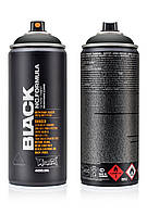 Краска Montana BLK9001 Черный (Black) 400мл (264368)
