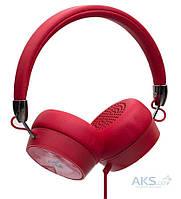 Навушники провідіні Gorsun GS-771 Red (90572)