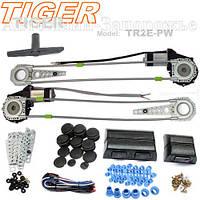 Стеклоподъемники универсальные Tiger Power Window TR-2EPW