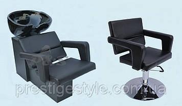 Комплект мебели Чип Фламинго + Фламинго гидравлика