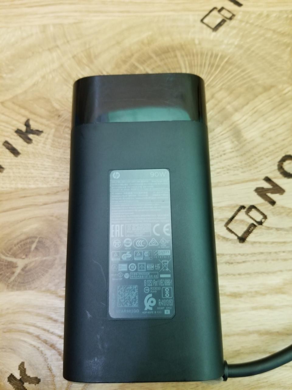 Блок питания для ноутбука HP 90W 20V 4.5A Type-C (TPN-DA08) ОРИГИНАЛ