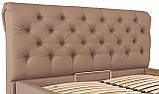 Кровать Richman Лондон 140 х 200 см Флай 2213 Светло-коричневая, фото 6