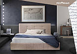 Кровать Richman Манчестер 140 х 190 см Мисти Grey Серая, фото 5