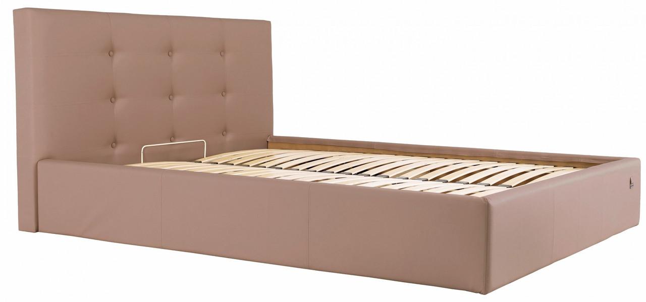 Кровать Двуспальная Richman Манчестер 180 х 190 см Флай 2213 С подъемным механизмом и нишей для белья