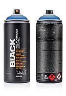 Краска Montana BLK P5000 Синий (Power Blue) 400мл (264436)