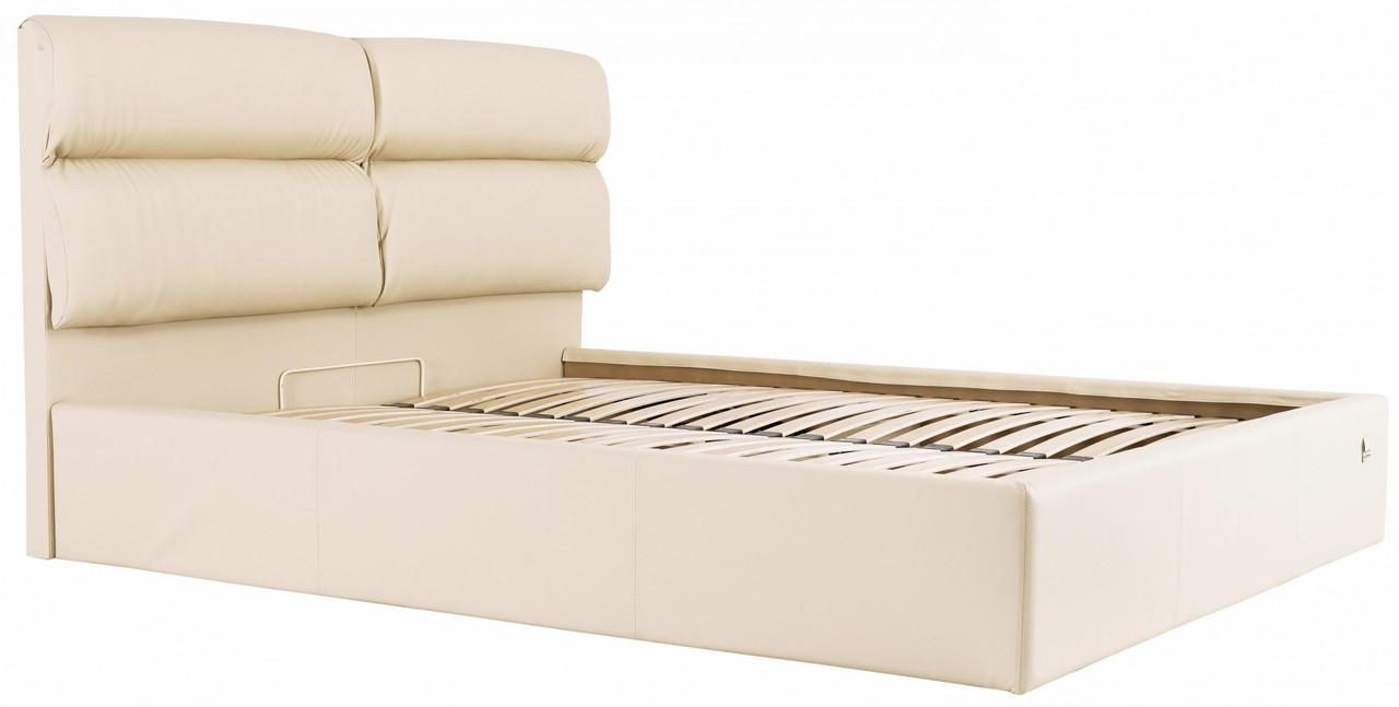 Кровать Двуспальная Richman Оксфорд 180 х 200 см Флай 2207 Бежевая