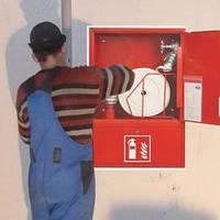 Укомплектування та перевірка зі складанням актів пожежних кран-комплектів. То кран комплектів