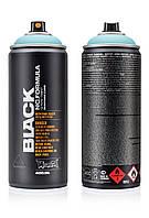 Краска Montana BLK TR5010 50% Насыщенный голубой (50% Tr. Cyan) 400 мл (352225)