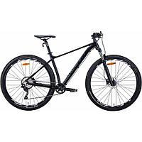 """Велосипед Leon 27.5"""" XC-60 AM с локаутом HDD рама-20"""" Al 2020 черный (OPS-LN-27.5-075)"""