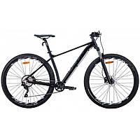 """Велосипед Leon 29"""" TN-60 AM с локаутом HDD рама-17"""" Al 2020 черный (OPS-LN-29-086)"""