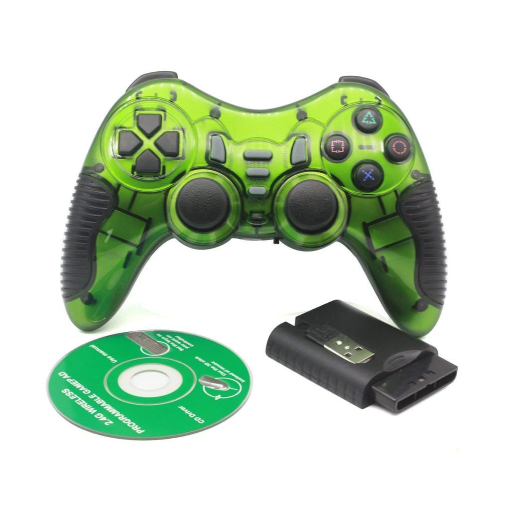 Безпровідний геймпад PS3/PS2/PS1/PC/360/TV 6 в 1