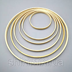 Кольцо бамбуковое для макраме, 10 см