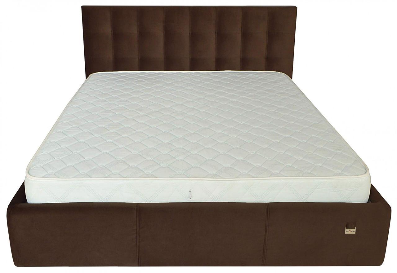 Кровать Двуспальная Richman Честер 160 х 190 см Missoni 011 С подъемным механизмом и нишей для белья