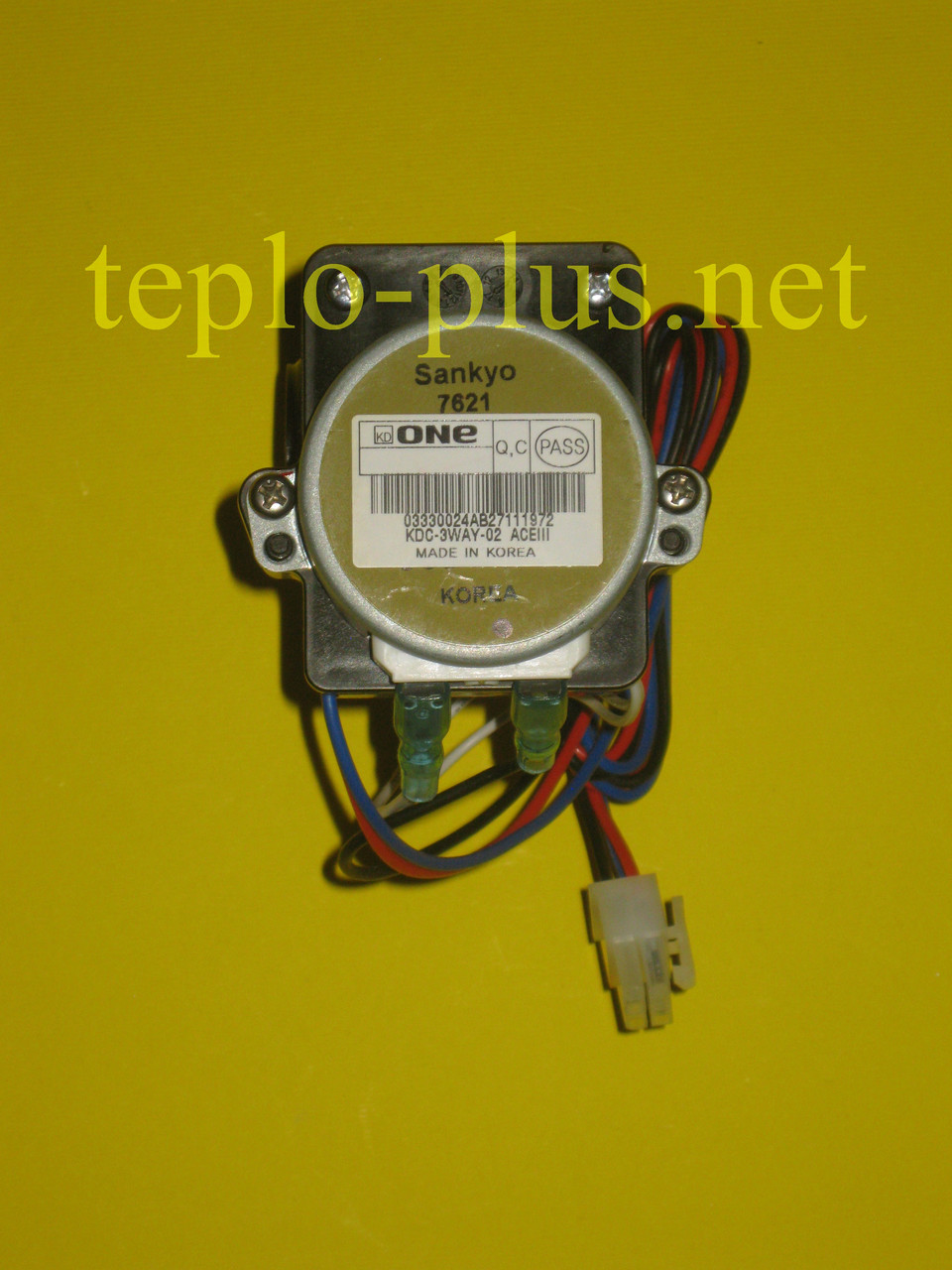 Трехходовой клапан (кран) 30004815B (AAVC9EX00008A) Navien Ace ATMO 13-24kw, TURBO 13-40kw, TURBO Coaxial, фото 5