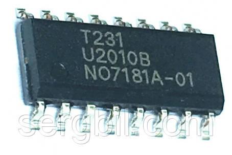 Микросхема U2010 SOP16 - контроллер-фазовый регулятор