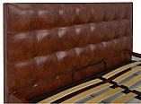 Кровать Richman Честер 140 х 200 см Мадрас Виски (rich00073), фото 3