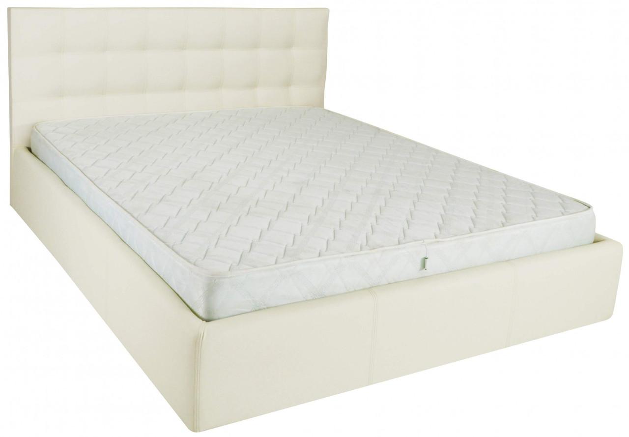 Ліжко Двоспальне Richman Честер 160 х 190 см Флай 2200 A1 Біла
