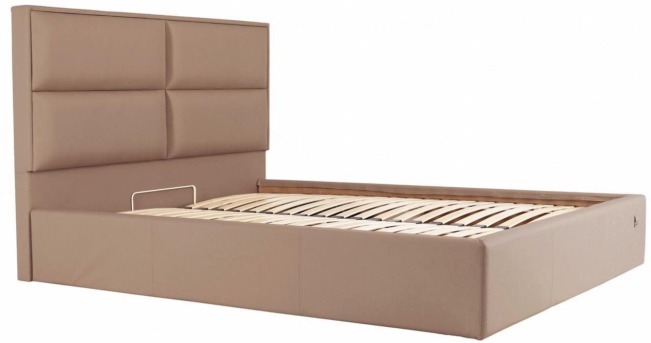 Кровать Richman Шеффилд 120 х 190 см Флай 2213 Светло-коричневая